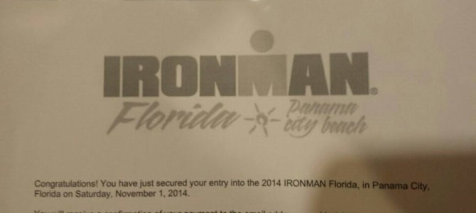 Ironman – The Adventure Begins