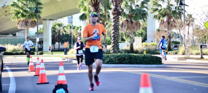 Clearwater Running & Fitness Festival Race Report