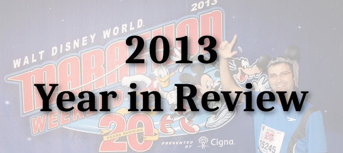 2013 – Year in Review