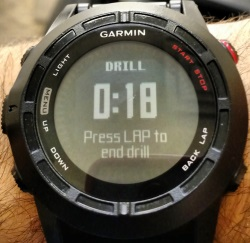 in drill